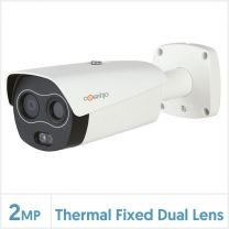Cognitio 2MP Thermal Fixed Dual Lens Bullet Camera, COG-2MP-THERM-BUL