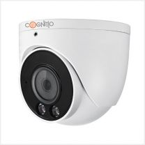 Cognitio 5MP Full-Colour Fixed Lens Big Turret with Audio, COL5-TUR-A-F2