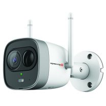 Express One 2MP Active Deterrence Wi-Fi Bullet Camera, EXP-BUL-2MP-FW-A