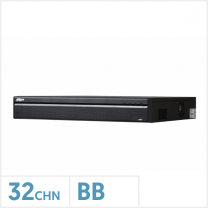 32 Channel 1.5U 4HDDs 4k & H.265 Pro Series NVR with No Storage, DHI-NVR5432-4KS2