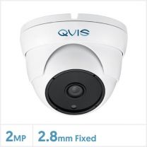 2MP WDR Fixed Lens 4-in-1 Night Fighter Camera (White), QS-TUR-FW36
