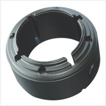 Deep Base Ring for Universal Cable Management in Grey, RING-2701GR