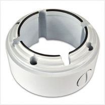 Deep Base Ring for Universal Cable Management (White), RING-2701WH