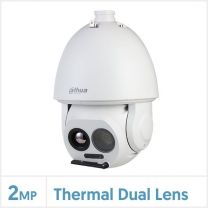 Dahua Thermal Network Hybrid Speed Dome Camera (13mm Thermal Lens), TPC-SD8621P-TB13Z45