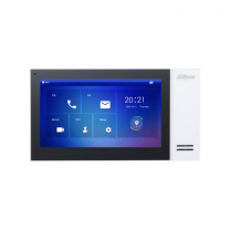 Dahua Non Issue Card Touch 0-ch IP Indoor Monitor, VTH2421FW-P