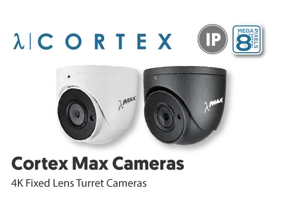 Cortex Max Cameras
